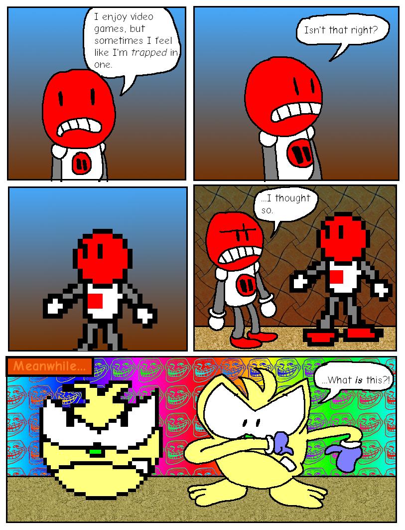 Sprite Comic