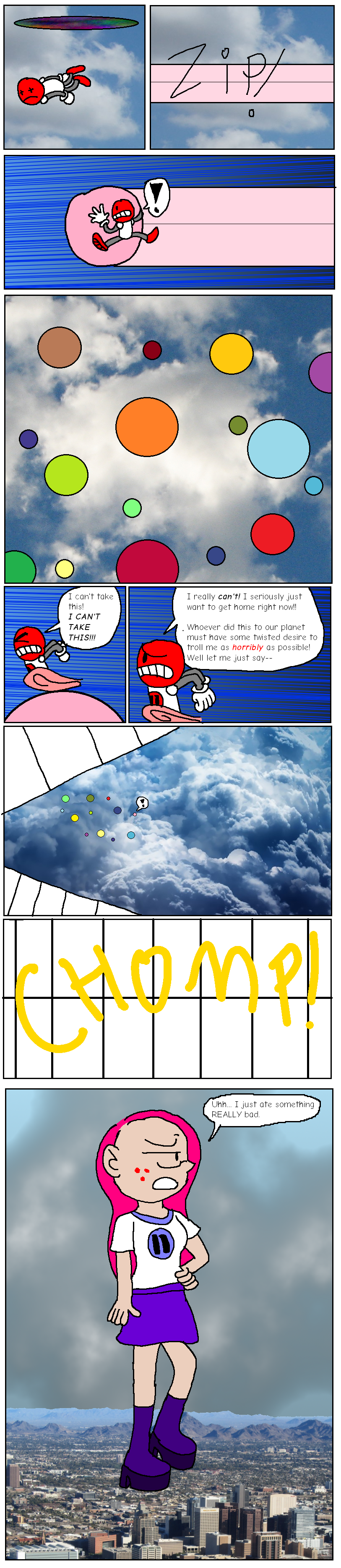 Sky Balls