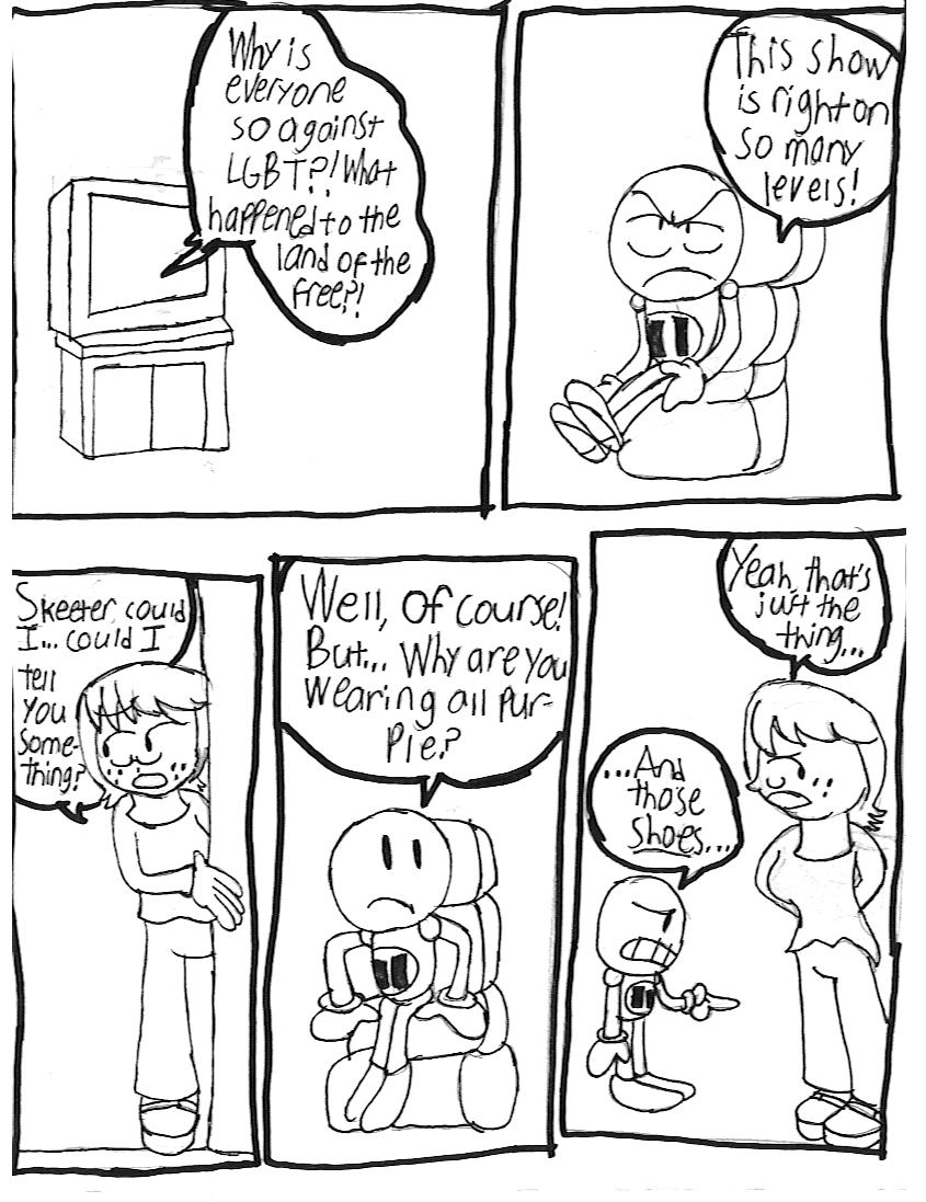 Out, part 1