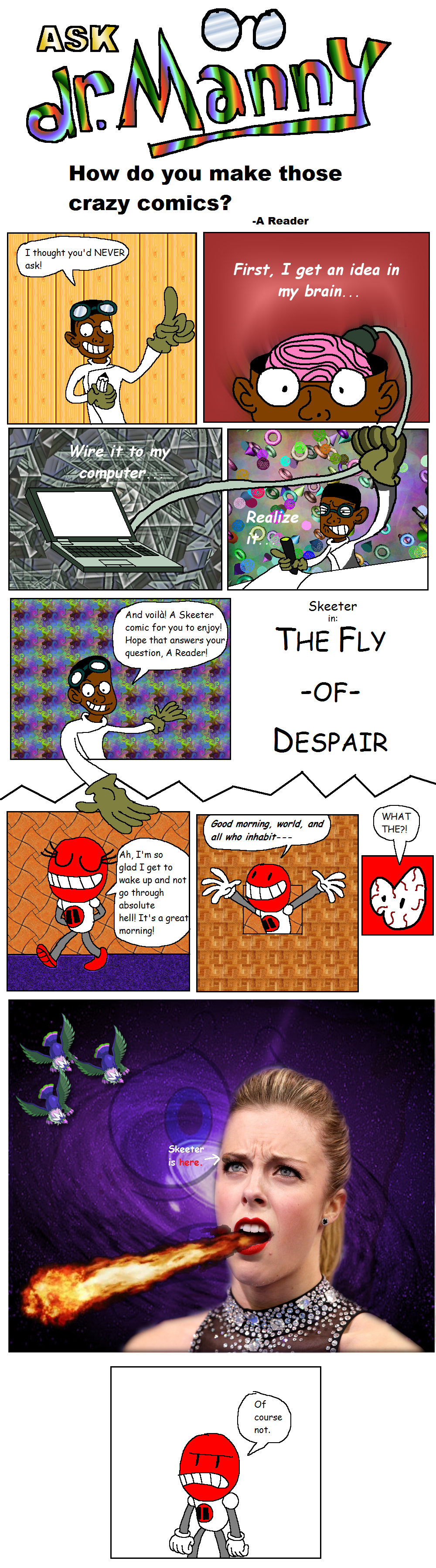 Welcome to the Fly of Despair